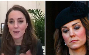 """Công nương Kate lần đầu thừa nhận bị """"kiệt sức"""" giữa đại dịch Covid-19 nhưng phản ứng của cộng đồng mạng mới bất ngờ"""