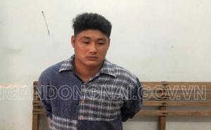 Bắt thanh niên 28 tuổi đâm người phụ nữ tử vong rồi cướp nhẫn vàng ở Đồng Nai