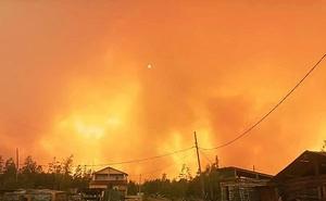 Những 'ngọn lửa thây ma' đang bốc cháy ở nơi nhiệt độ -50 độ C từ hè năm ngoái đến nay vẫn chưa tắt