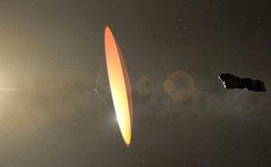 Giáo sư Harvard cho rằng thiên thạch đáng sợ xuất hiện vào năm 2017 là công nghệ của người ngoài hành tinh