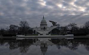"""Cảnh báo khẩn cấp: Nghị sĩ Mỹ được khuyên đi đường hầm tới Quốc hội vì """"biến lớn"""" ngày 6/1"""
