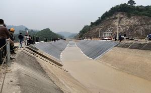 Vụ kênh 4.300 tỉ đứt gãy giữa mùa khô: Thông dòng sau 7 ngày khắc phục