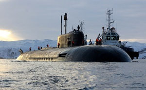 Tàu ngầm Nga nào được chế tạo với vai trò 'sát thủ tàu sân bay Mỹ'
