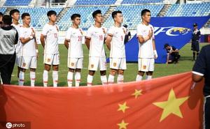 Lo thua cả Việt Nam, bóng đá Trung Quốc làm điều chưa có tiền lệ với lứa cầu thủ 1999