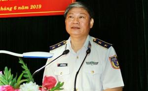 Cách tất cả các chức vụ trong Đảng với Trung tướng Nguyễn Văn Sơn, Tư lệnh Cảnh sát biển VN, khai trừ Đảng 2 Thiếu tướng