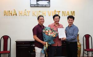 NSND Trung Anh chia tay Nhà hát Kịch Việt Nam sau hơn 40 năm cống hiến