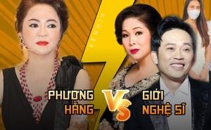 Cuộc chiến giữa bà Phương Hằng với showbiz Việt: Loạt sao hạng A bị réo tên, công an vào cuộc, liệu đã đến hồi kết?