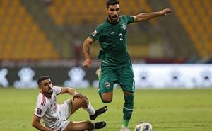 """Kết quả UAE vs Iraq: """"Khắc tinh"""" của thầy Park chơi bùng nổ, rốt cuộc nhận cái kết """"đau không tưởng"""""""