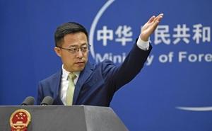 """Đáp trả """"thều thào như viêm họng"""": Trung Quốc mất hết oai phong, run sợ trước kẻ thù?"""