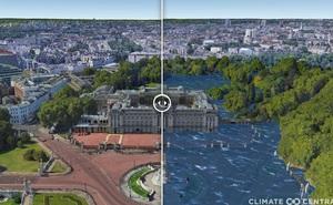 Thế giới trông như thế nào khi mực nước biển toàn cầu dâng cao?