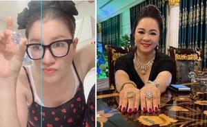 """Sau màn khoe """"hột kim cương"""", Trang Trần gạ kèo nữ CEO Đại Nam 1 tỷ đồng liên quan tới sổ tiết kiệm của Hồ Văn Cường"""