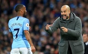 Sterling dọa rời Man City, Guardiola có động thái cứng rắn