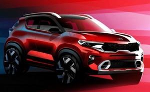 KIA Sonet đã chính thức xuất hiện, 'chèn ép' Toyota Raize - Trang bị 'ngập răng' nhưng có 1 điểm đắn đo
