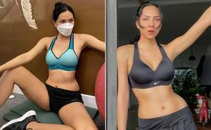 Hình thể nóng bỏng tuổi 33 của siêu mẫu Minh Triệu
