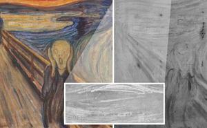 """Phóng to bức tranh kiệt tác """"Tiếng thét"""", hậu thế phát hiện chi tiết ẩn điên rồ mà vô cùng thú vị, mất hơn 100 năm mới giải mã được hoàn toàn"""