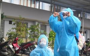 Cận cảnh hơn 700 người dân được đưa từ TP HCM về miền Tây