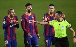 Xác định trọng tài bắt El Clasico: Điềm lành cho Barca