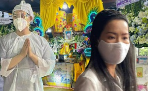 Tang lễ đạo diễn Trần Cảnh Đôn: Trịnh Kim Chi, Hồ Bích Trâm và loạt sao Việt buồn bã đến tiễn biệt người quá cố