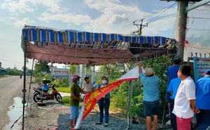 Vĩnh Long dỡ các chốt kiểm dịch, Trà Vinh cho người dân tự do ra vào tỉnh
