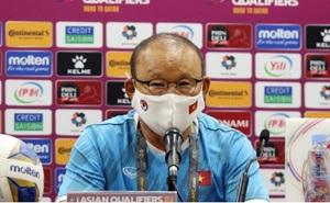 """""""Máy quét"""" Hùng Dũng báo tin cực vui cho HLV Park Hang Seo"""