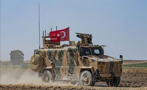 Thổ Nhĩ Kỳ gia hạn chiến dịch quân sự xuyên biên giới ở Iraq và Syria