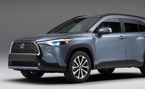 Hàng hot Toyota Corolla Cross thế hệ mới sẽ pha đồ Mazda
