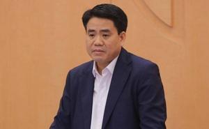Bị truy tố thêm 2 tội danh mới, cựu Chủ tịch Hà Nội Nguyễn Đức Chung sẽ đối diện mức án tù nào?
