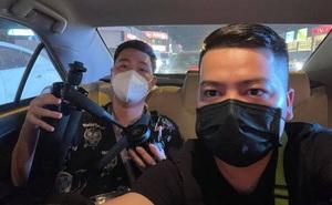 Mặc cho thầy Park can ngăn, bảo vệ UAE vẫn làm hỏng dụng cụ tác nghiệp của phóng viên Việt Nam