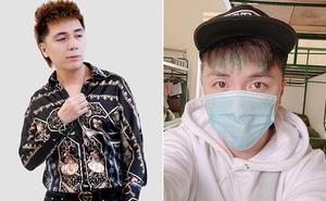 Ca sĩ Minh Vương đi cách ly tập trung sau khi đi biểu diễn ở Hải Dương