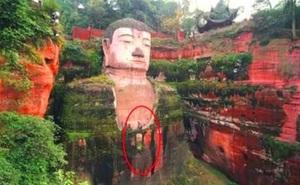 Lại thêm một bí mật nữa được giải đáp từ căn phòng bí mật trên ngực tượng Lạc Sơn Đại Phật - Tượng Phật bằng đá cao nhất thế giới