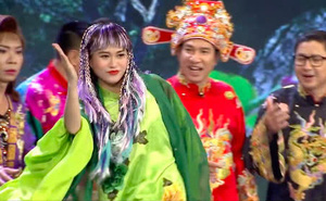 Diễn viên Trung Ruồi chia sẻ về đêm diễn Táo quân không khán giả và 'mệnh lệnh kín'