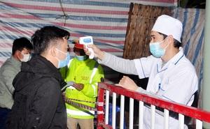 """Hai người đàn ông trốn cách ly, đi taxi từ """"ổ dịch"""" Chí Linh về Yên Bái bị phạt 20 triệu đồng"""