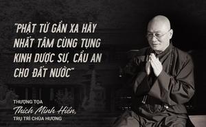 """Trụ trì chùa Hương: """"Nay giặc đến ồ ạt rồi mà không có vũ khí, cứ tránh mãi có được không?"""""""