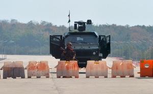 """""""Đục nước béo cò"""": Bắc Kinh ngấm ngầm thu lợi nhiều nhất sau đảo chính quân sự ở Myanmar!"""