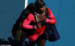 Serena Williams để ngỏ khả năng giải nghệ sau Australia mở rộng 2021