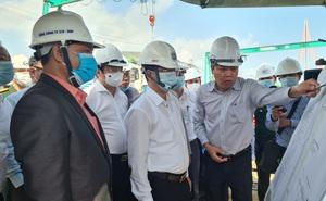 Bí thư Đà Nẵng ra 'tối hậu thư' cho công trình 720 tỷ đồng chậm tiến độ