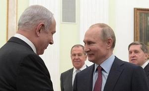 """Israel ngấm ngầm """"đi đêm"""" với Nga về Syria: Mất tiền vẫn phải hết lời cảm ơn TT Putin!"""