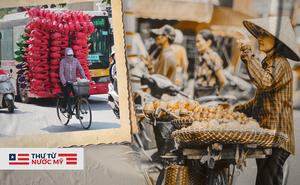 Thư từ nước Mỹ: Những người anh hùng đạp xe cà tàng trên đường phố Hà Nội