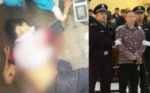 Gã côn đồ sát hại bé trai 9 tuổi giữa ban ngày từng gây chấn động Trung Quốc đã bị tử hình, nhưng thái độ của gia đình hắn vẫn gây phẫn nộ