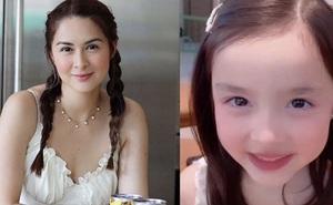 """Con gái """"Mỹ nhân đẹp nhất Philippines"""" qua camera điện thoại: Cực phẩm thế này bảo sao đắt quảng cáo hơn cả mẹ"""