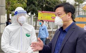 Bí thư Hải Dương yêu cầu kiểm điểm tập thể, lãnh đạo huyện Kim Thành, huyện Cẩm Giàng