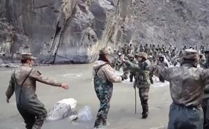 Nói binh sĩ TQ thiệt mạng ở biên giới chứng tỏ thất bại, 6 người bị điều tra, bắt giữ