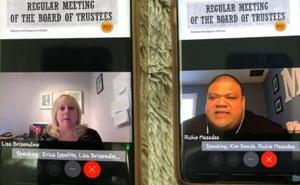 Hiệu trưởng và cả Ban giám hiệu bị đuổi việc vì nói xấu phụ huynh trong buổi họp online, nội dung video bị leak khiến MXH phẫn nộ