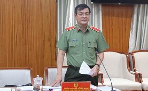 Thiếu tướng Lê Hồng Nam làm Trưởng Tiểu ban an ninh bầu cử ĐBQH tại TPHCM