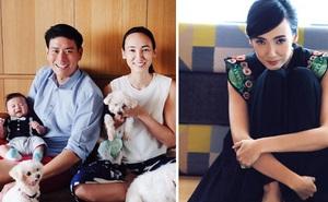 """Vợ thiếu gia giàu nhất nhì Singapore: Gia thế cùng khí chất hiếm ai sánh bằng, """"chim quý quả phải ở lầu son!"""""""
