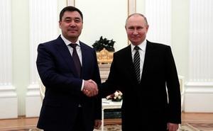 Nga-Kyrgystan tăng cường quan hệ đồng minh và đối tác chiến lược