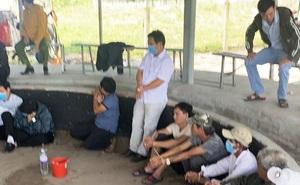 Bình Định: Triệt phá trường gà di động có nhiều đối tượng cảnh giới