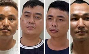 Bắt nhóm thanh niên cưỡng đoạt tiền của hành khách đi xe trên cao tốc Hà Nội - Bắc Giang
