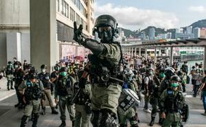 Bị Mỹ nhằm trực diện, Trung Quốc giận dữ đáp trả: Đạo đức giả! Tiêu chuẩn kép trắng trợn!
