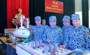 Bộ đội tàu ngầm thi sáng kiến, phần mềm mô phỏng